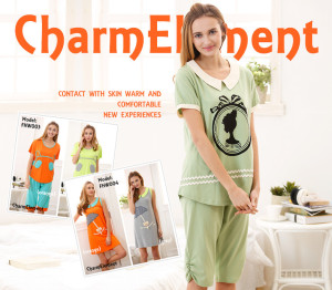 Premium Woman Home Wear Sleepwear Slip Series